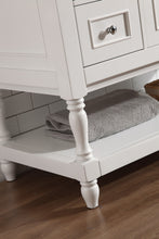 "Cape Cod 48"" Bathroom Vanity White"