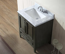 "Jude 30"" Bathroom Vanity French Grey"