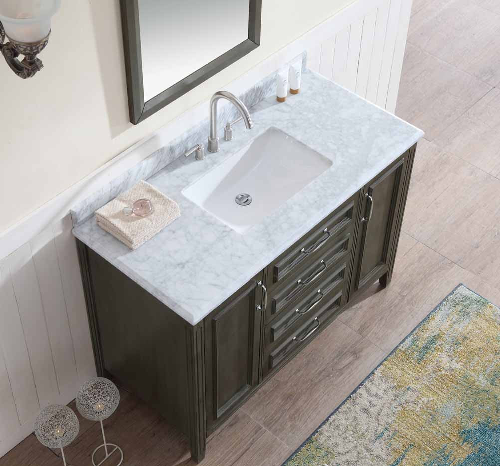 inch cool size single furniture grey vanities savings cg quartz top legion vanity shop on new bathroom