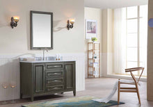 "Jude 48"" Bathroom Vanity French Grey"