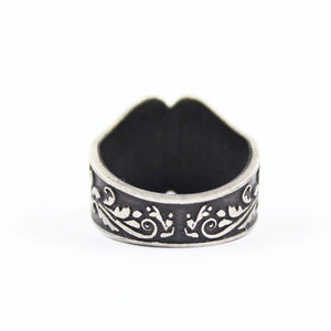 Honest Ed's Ring In Sterling Silver