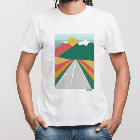 T-SHIRT LONELY BOY - ROAD TRIP
