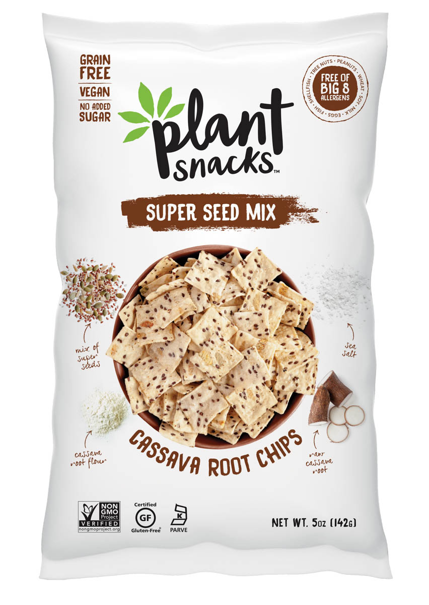 Bag of Super Seed Mix chips