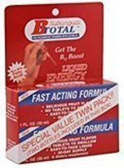 Sublingual Products B-Total Twin Pack - 2 fl oz