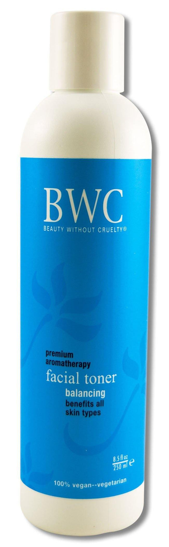 Beauty without Cruelty Aromatherapy Balancing Facial Toner, Alcohol Free, 8.5-Ounces - Vitamins Emporium