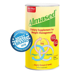 Almased Meal Replacement Weight Management 17.6 oz