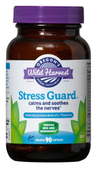 Oregon's Wild Harvest Stress Guard Supplement, 90 Count
