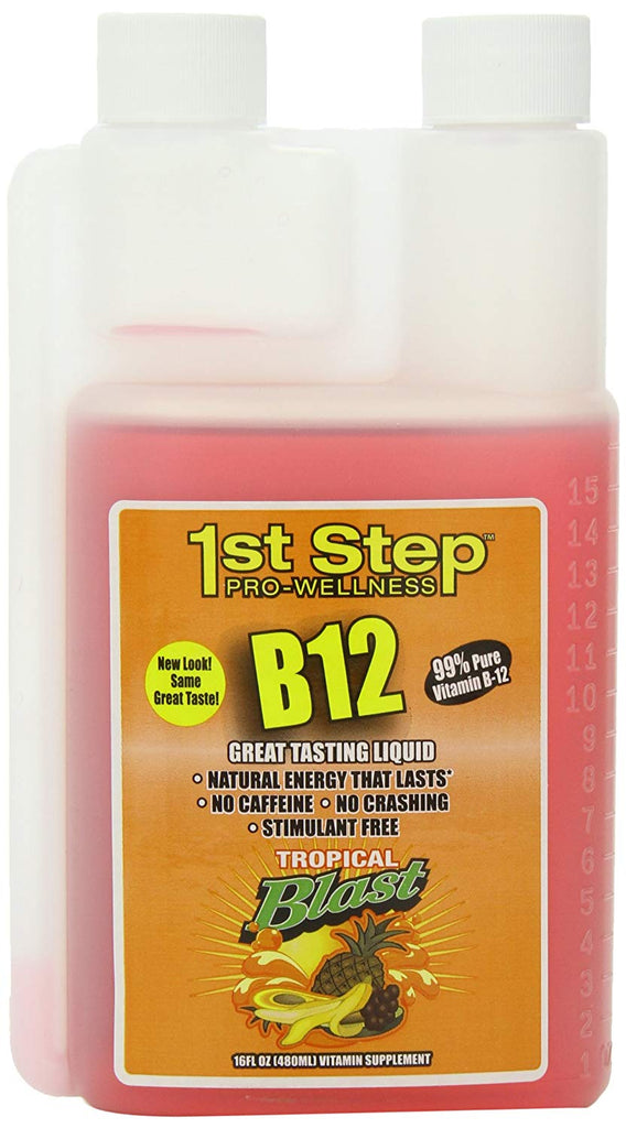 B12 - 1st Step for Energy - Tropical Blast Flavor