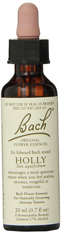 Nelson Bach Flower Holly, 0.04 lb