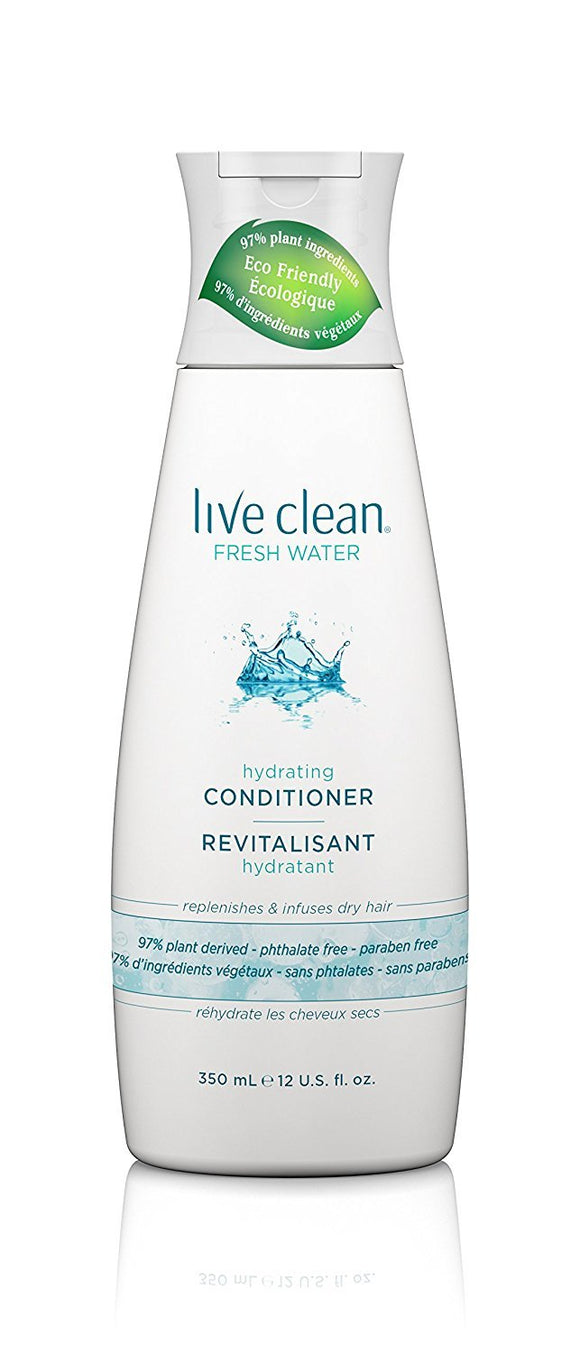 Live Clean Argan Oil Restorative Conditioner, 12 oz. - Vitamins Emporium