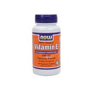 NOW E-400, 100 Softgels (Pack of 2) - Vitamins Emporium