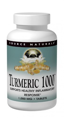 Source Naturals Turmeric 1000, Supports The Body's Healthy Inflammatory Response, 30 Tablets - Vitamins Emporium