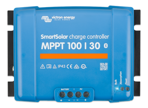 Victron Energy SmartSolar MPPT Charge Controller 100/30