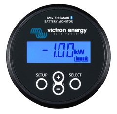 Victron BMV-712 Smart Black Battery Monitor Front