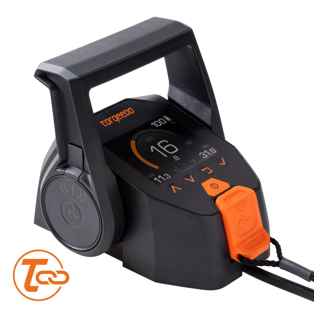 Torqeedo TorqLink Throttle Full View