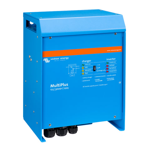 Victron Energy MultiPlus 12VDC 3kVA 120A