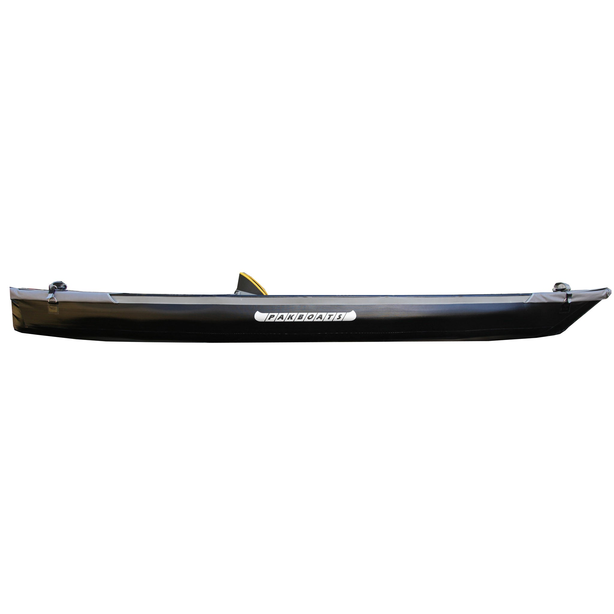 Puffin Saco folding kayak in black
