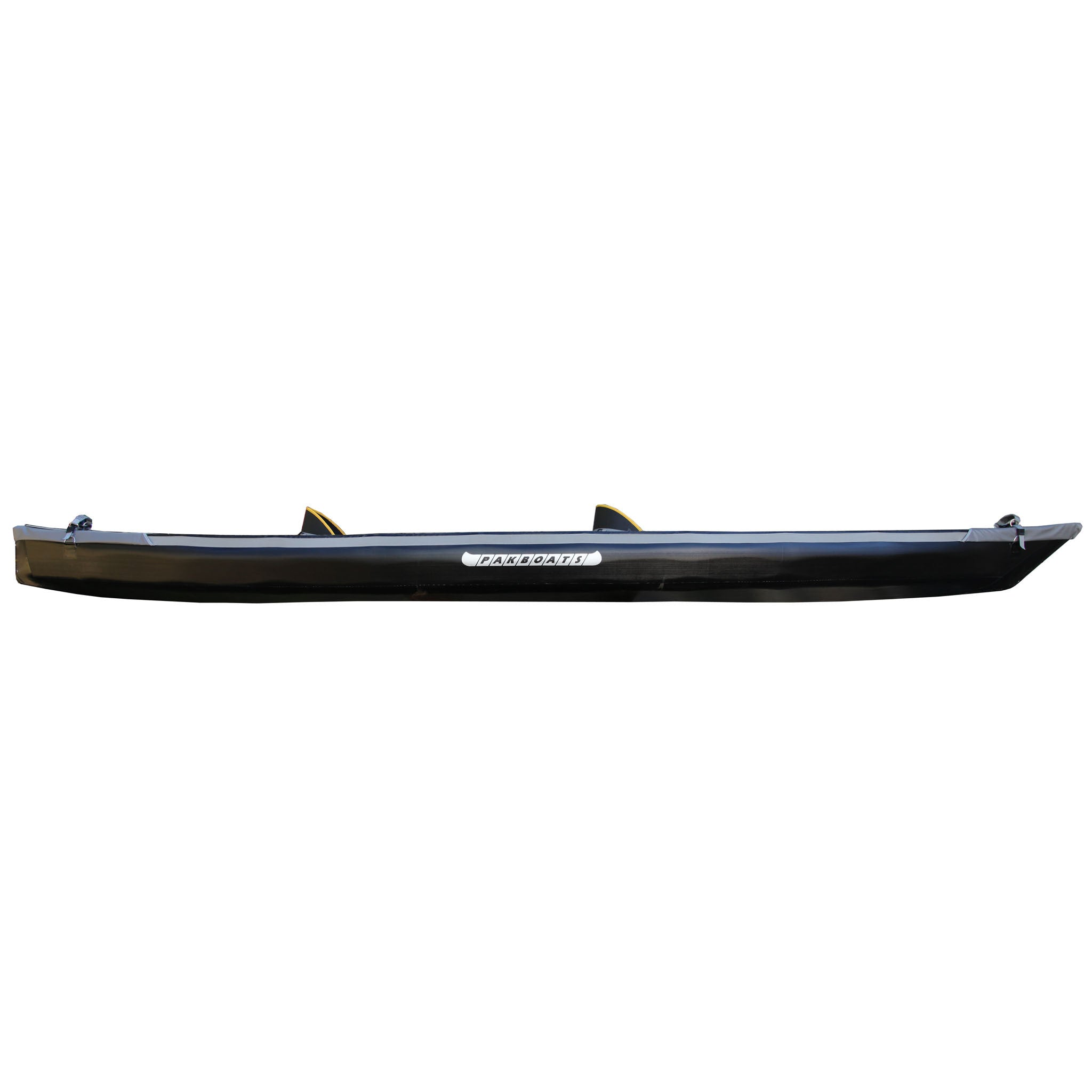 Puffin Saranac folding kayak in black