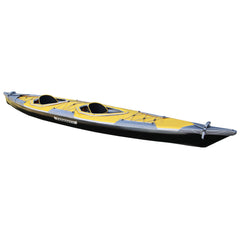 Tandem Deck in yellow for Puffin Saranac from Pakboats