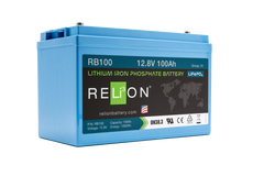 RB100 RELiON lithium battery 100Ah 12V
