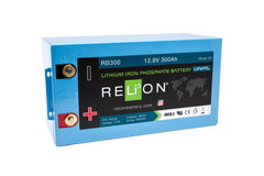 RB300 RELiON lithium battery 300Ah 12V