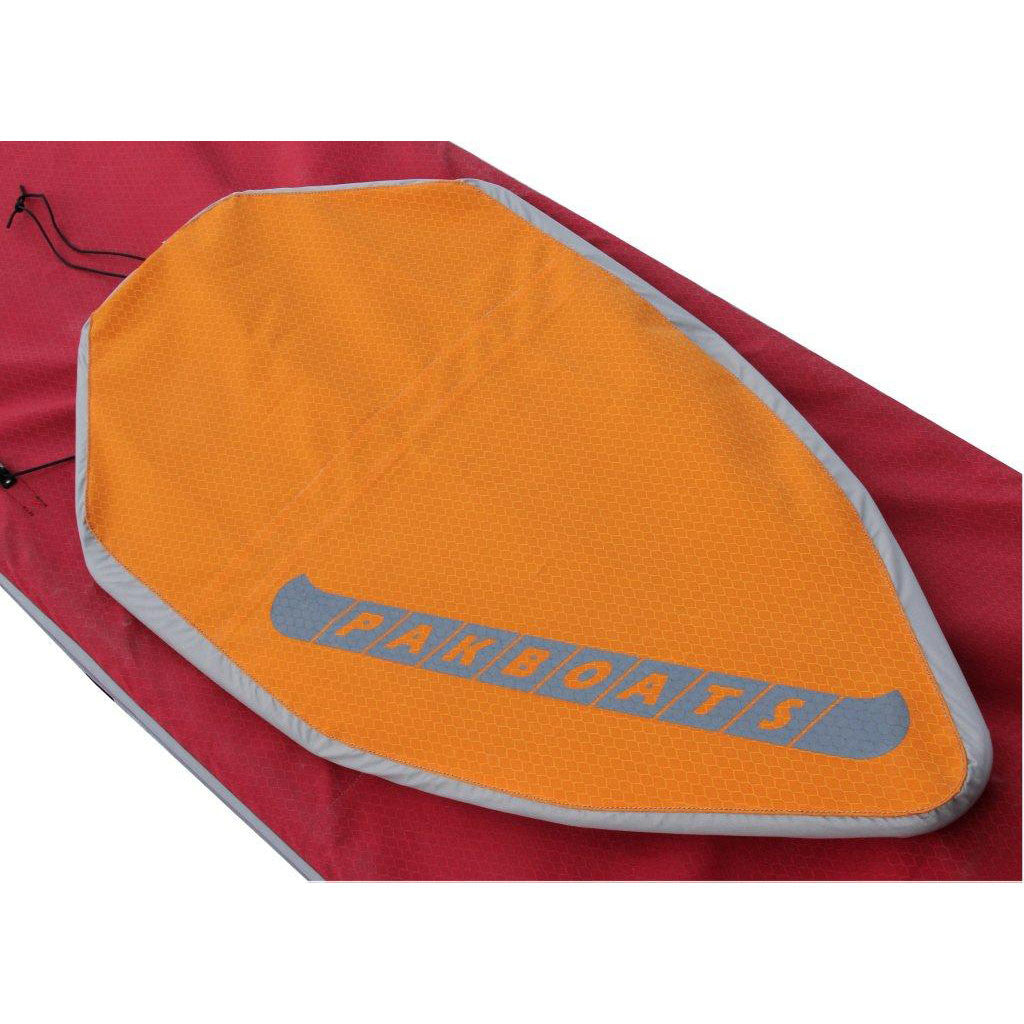 Cockpit cover for Puffin kayaks from Pakboats