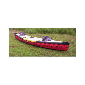 Spray cover for PakCanoe folding canoes from Pakboats