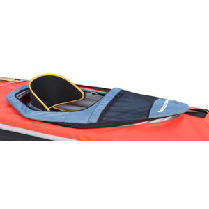 Splash deck for folding kayaks from Pakboats