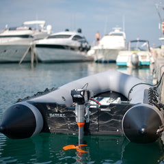 Cruise 4.0 Tiller Electric Outboard Motor sold online at Wee Boats