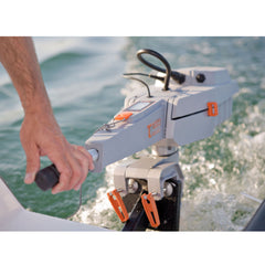 Torqeedo Travel 1003 Electric Outboard Motor from small boats at Wee Boats