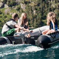 Torqeedo Travel 503 Electric Outboard Motor for small boats at Wee Boats