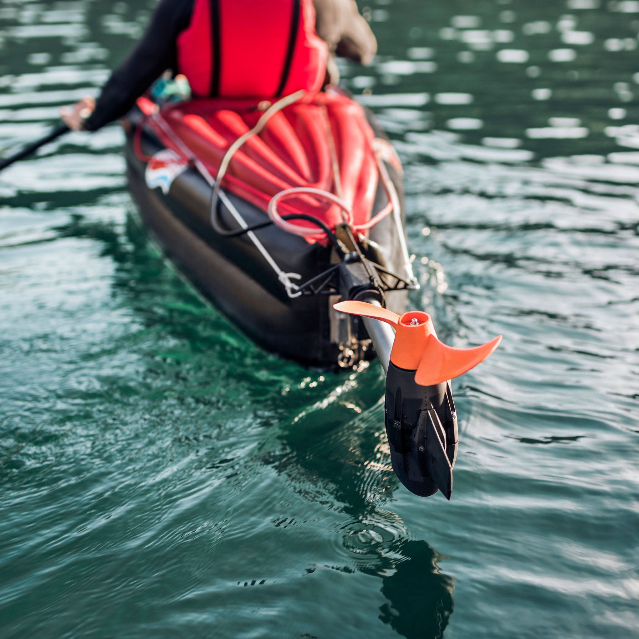 Torqeedo Ultralight 403 C kayak and canoe motor