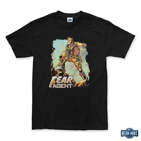 "Fear Agent ""Heath Stranded!"" Shirt"