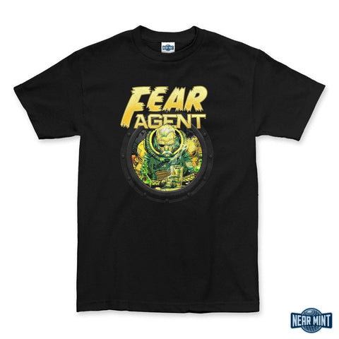 "Fear Agent ""Last Days of Heath Huston"" Shirt"