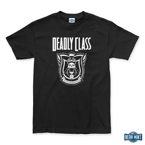 "Deadly Class ""School Seal"" Shirt"