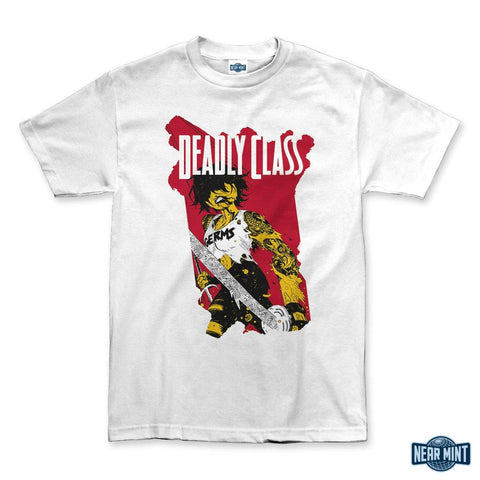 "Deadly Class ""Saya Sword"" Shirt"