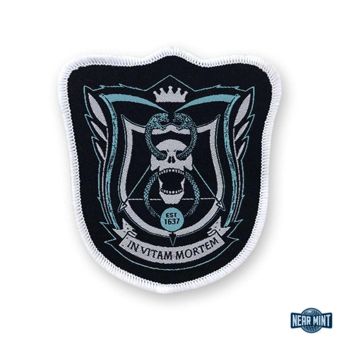 "Deadly Class ""School Seal"" Patch"