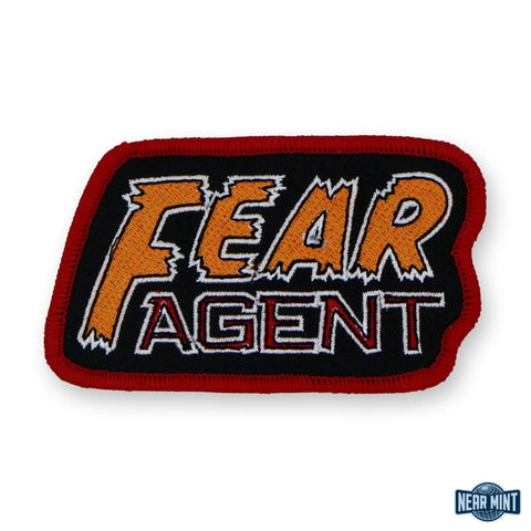 "Fear Agent ""Logo"" Patch"