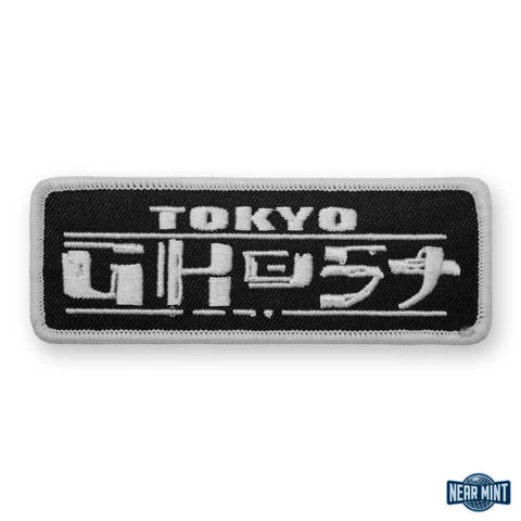 "Tokyo Ghost ""Logo"" Patch"