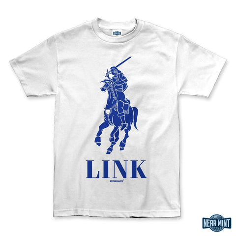 "Off The Charts ""Zelda Polo"" White Shirt"