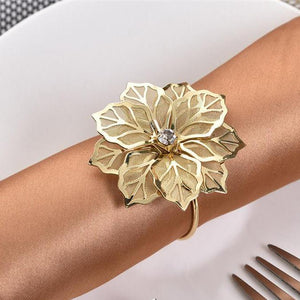 Lili Napkin Ring 10 Pcs. Set