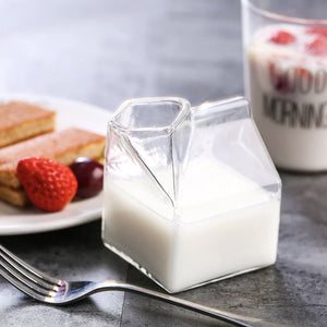 Latte Milk Carton
