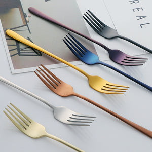 Colorful Forks Set