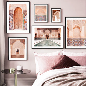 Moroccan Gates Collection