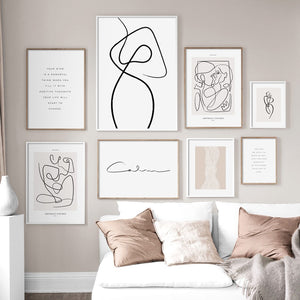 Scandi Wall Art