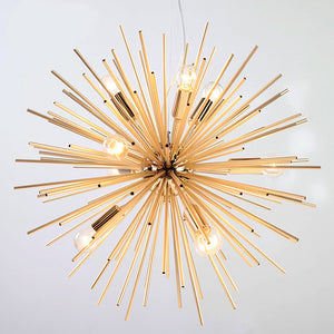 SuperNova Golden Chandelier