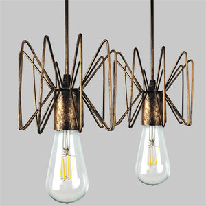 Industrial Spider Pendant Lamp