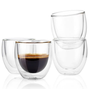 Minimalist Double Layers Cup