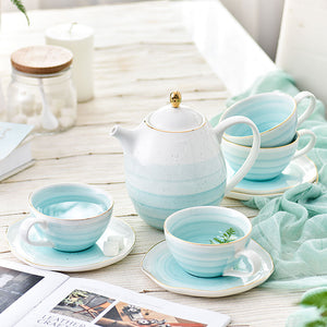 Scandinavian Tea 9 Pcs Set