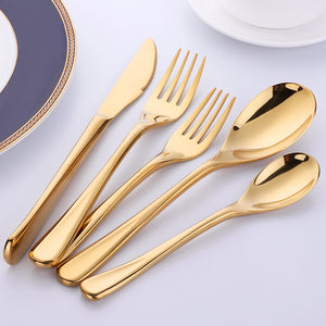 Oro Flatware Set